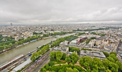 View from Eifel Tower