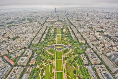 View from the Eifel Tower