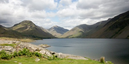 Wastwater or Britain's favourite view