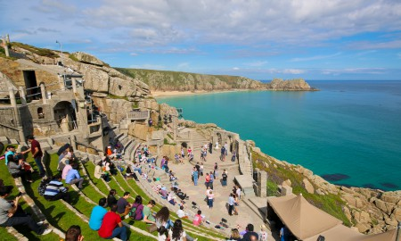 Mimack Theatre in Cornwall