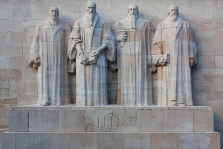Reformation Monument in Geneva